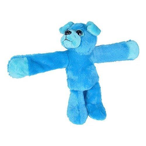 Best Stuffed Animals For Boy, Wild Republic Huggers Blue Pug Plush Toy Slap Bracelet Stuffed Animal Kids Toys On Onbuy