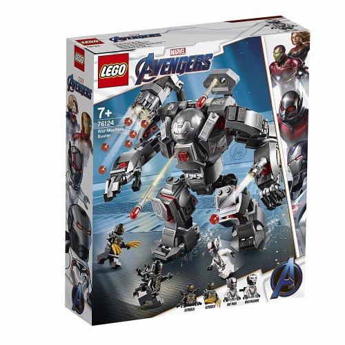 LEGO 76124 Marvel Avengers - War Machine Buster - Used