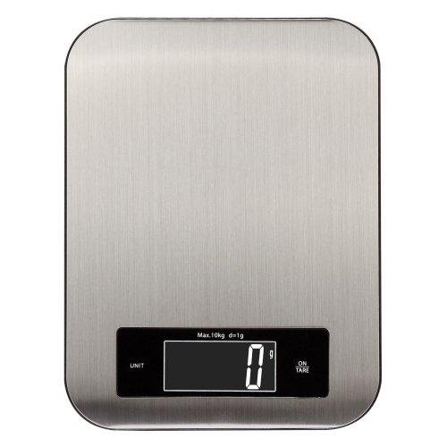 Kabalo Stainless Steel Kitchen Household Food Cooking Weighing Scale 10kg capacity 10000g/1g