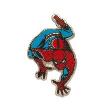 Marvel Enamel Spider-Man Badge