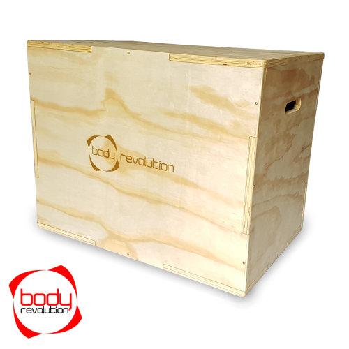 Wooden Plyometric Jump Box