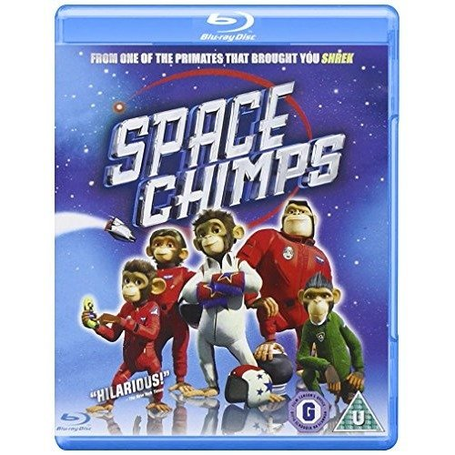 Space Chimps Blu-Ray [2008]