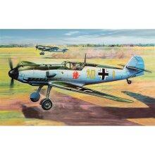 Airfix A12002V Messerschmitt Bf109E 1:24 Plastic Model Kit