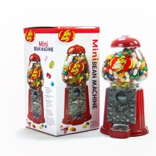 Jelly Belly Dispenser Mini Jelly Bean Retro Sweet Machine & 70g Sweets Included