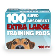 Drylife Extra Large Puppy Training Pads - 60x90cm