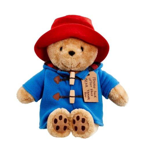 Classic Paddington Bear Bean Plush Toy