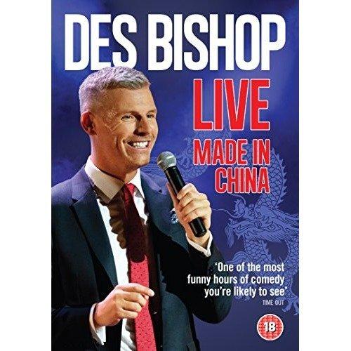 Des Bishop - Made In China DVD [2015]
