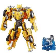 Transformers E0763 Bumblebee Energon Igniters Nitro Bumblebee Action Figure (E0700EU4A/AS06)