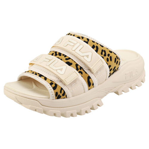 Fila Outdoor Animal Print Womens Slide Sandals