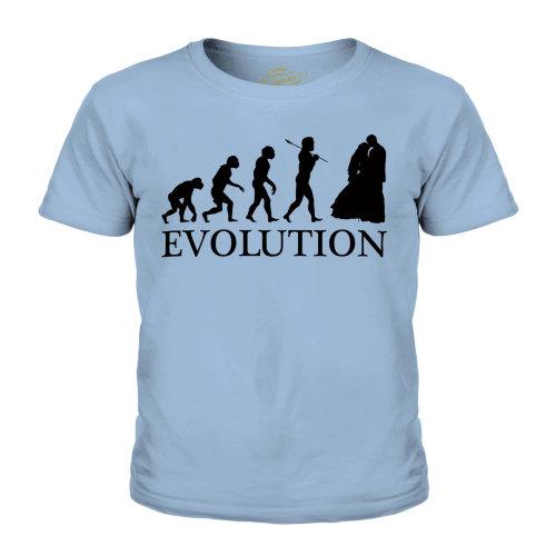 Candymix - Wedding Evolution - Unisex Kid's T-Shirt