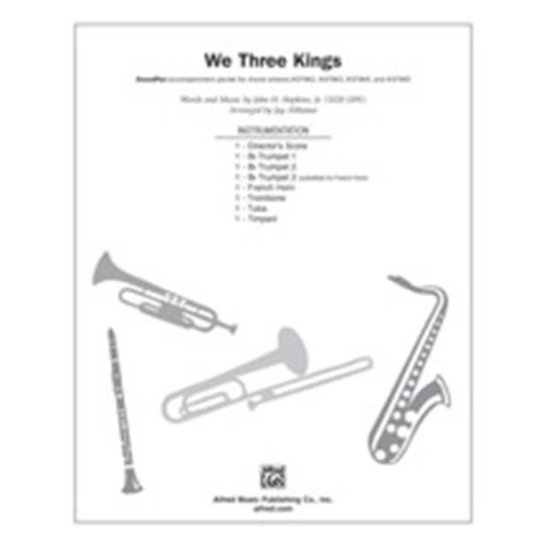 Alfred 00-37967 WE THREE KINGS-SPX