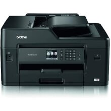 Brother MFC-J6530DW Colour Inkjet Printer - All-in-One, Wireless/USB 2.0/Network, Printer/Scanner/Copier/Fax Machine, 2 Sided Printing, A3 P - Used