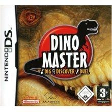 Dino Master (Nintendo DS) - Used