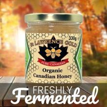 Organic Canadian Honey