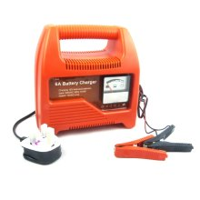Hyfive Compact 12v Car Battery Charger | 6 Amp Portable Battery Charger