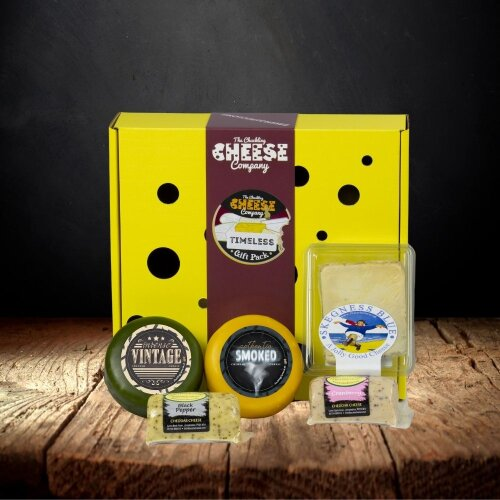 The Chuckling Cheese Company Timeless Cheese Gift Pack