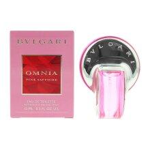 Bulgari Omnia Pink Sapphire Eau de Toilette 15ml For Womens (UK)