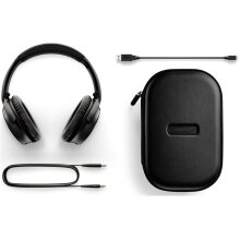 Bose QC 35 (Series I) Wireless Headphones, Noise Cancelling - Black - Used