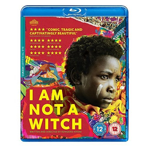 I Am Not A Witch Blu-Ray [2018]