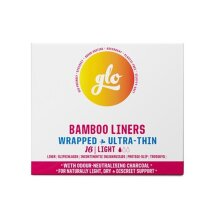 Glo Bamboo Liners for Sensitive Bladder (16 liners)