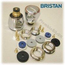 Bristan Bath Tap Reviver with Metal Handles