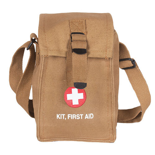 Fox Outdoor 6388   Platoon First Aid Empty Pouches