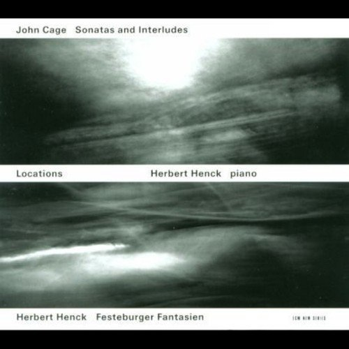Locations: Sonatas and Interludes/festeburger Fantasien [CD]