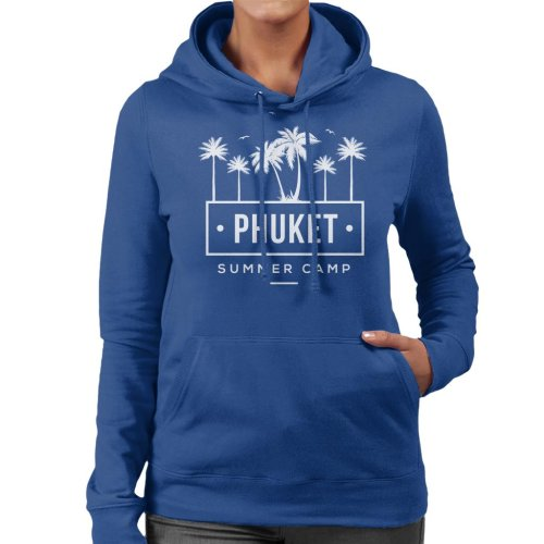Phuket Summer Camp Women's Hooded Sweatshirt