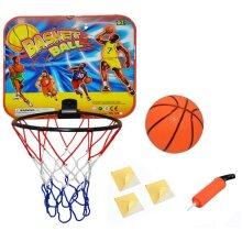 Koolbitz Basketball Hoop Toy Bathroom Toilet Slam Dunk Gadget Design