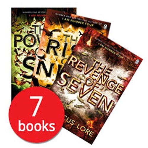 Pittacus Lore Complete Collection Slipcase (SS) (The Lorien Legacies)