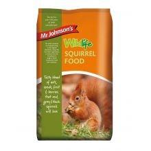 Mr Johnson's Wildlife Squirrel Food, 900g