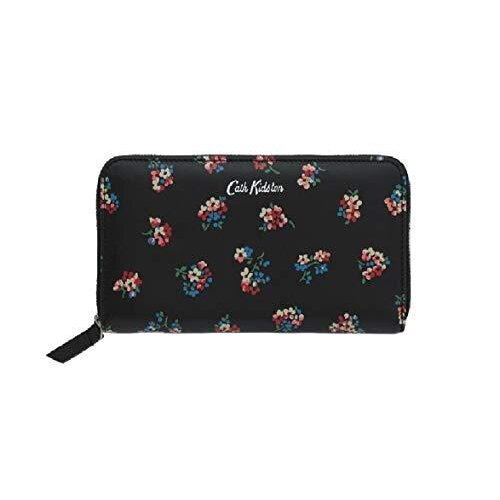 Cath Kidston Woodstock Ditsy Printed Leather Continental Wallet