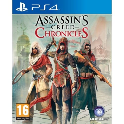 Assassins Creed Chronicles - Used