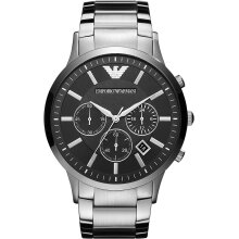 Emporio Armani AR2460 Men's Watch Chonograph, New with Tags
