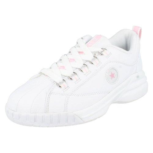 Girls Converse Trainers Cynch Le White
