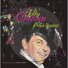 A Jolly Christmas From Frank Sinatra - Frank Sinatra - vinyl