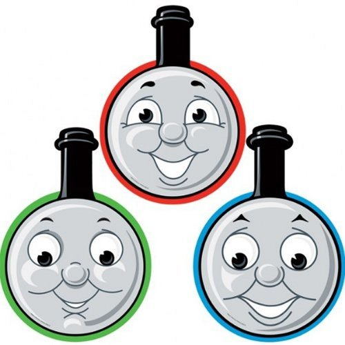 Thomas the Tank Engine and Frinds 8 Card Masks