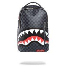 Sprayground Sharks In Paris 18 Inch Backpack Black