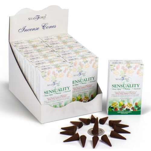 Stamford Hex tube - Sensuality Packet of 15 Cones