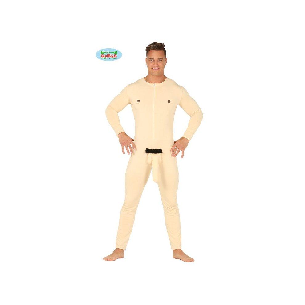 Male nudist alert