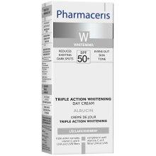 Pharmaceris W Triple Action Whitening Day Cream SPF 50 plus 30ml