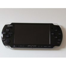 Sony PSP 3000 Series Slim & Lite Handheld 64MB Game Console PSP-3003PB - Used