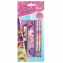 Disney Princess 6Pc Stationery Set