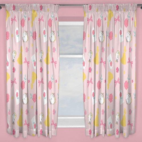 Disney Princess Royal Curtains
