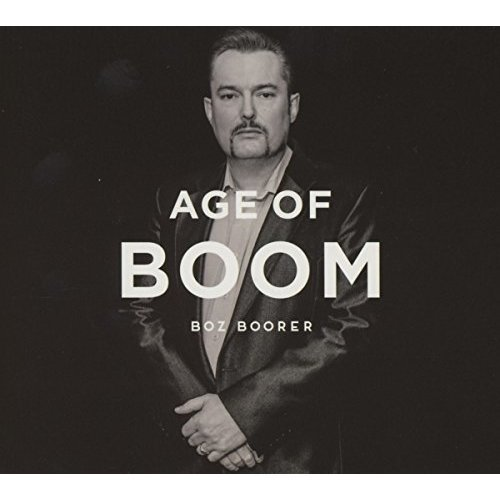 Boz Boorer - AGE OF BOOM [CD]