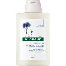 Klorane Centaury (Cornflower) Shampoo for Grey/White Hair 200ml