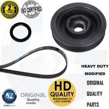 For Honda Civic 2.0 Type-R GT FN2 Crank Shaft Crankshaft pulley seal belt new