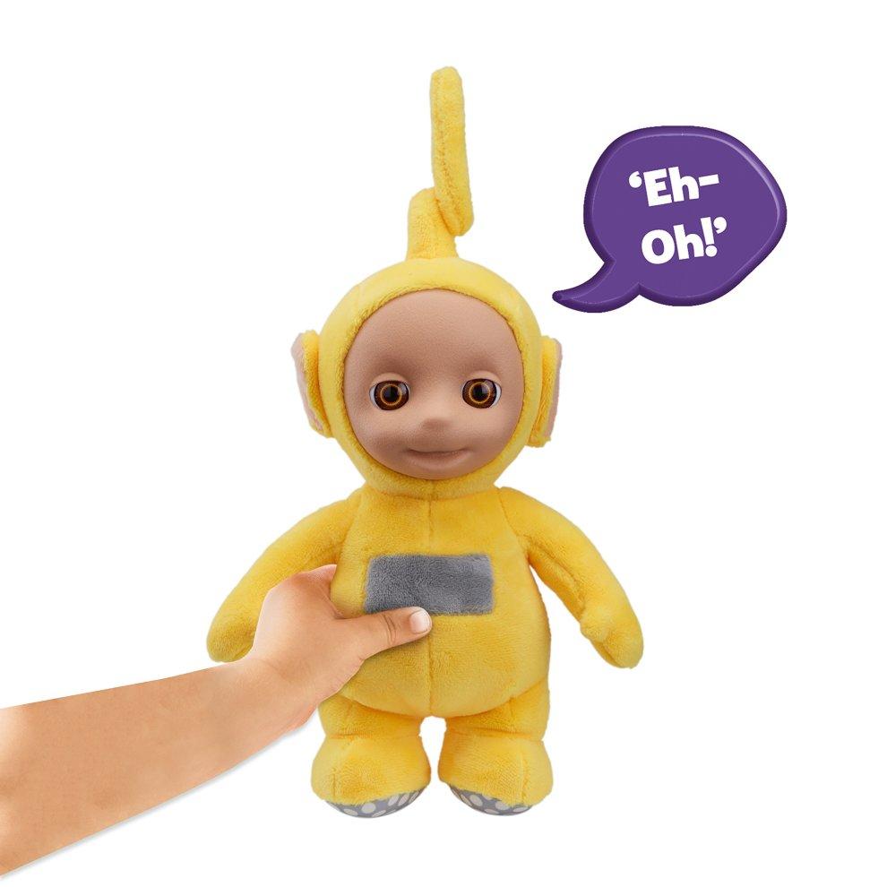 Teletubbies Talking Laa Laa Soft Toy
