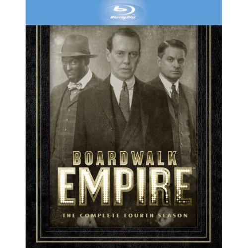 Boardwalk Empire Season 4 Blu-Ray [2014]