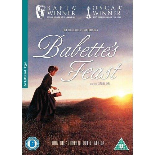 Babettes Feast DVD [2013]